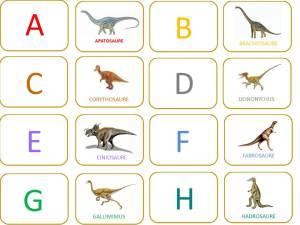 alphabet des dinosaures1